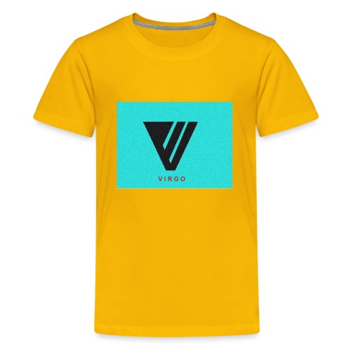 Virgo : Color - Kids' Premium T-Shirt