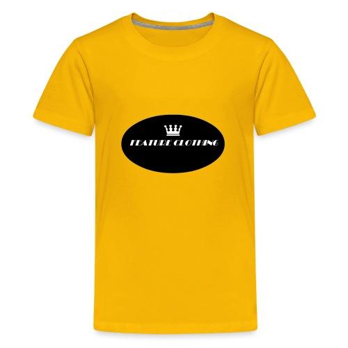 FEATURE_BRAND - Kids' Premium T-Shirt