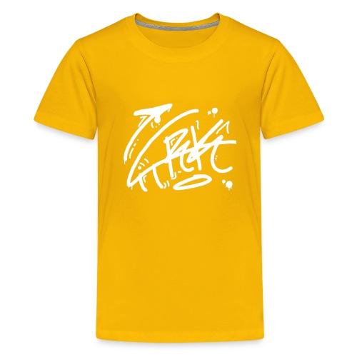 citrk white - Kids' Premium T-Shirt