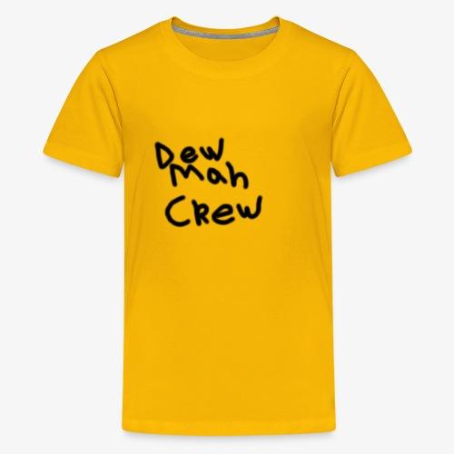 DewMahCrew - Kids' Premium T-Shirt