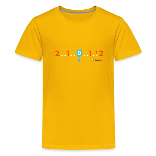 Lightmeter - Kids' Premium T-Shirt