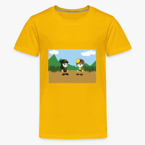 Digital Pontians - Kids' Premium T-Shirt