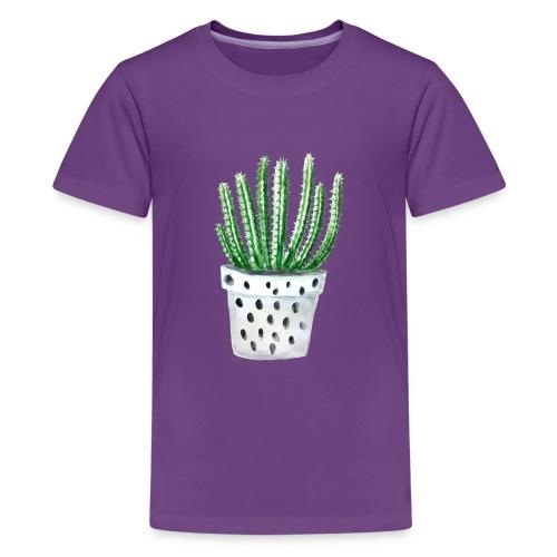 Cactus - Kids' Premium T-Shirt