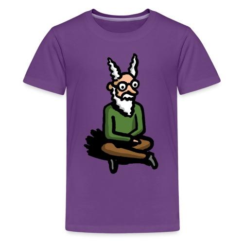 The Zen of Nimbus t-shirt / Nimbus in color - Kids' Premium T-Shirt