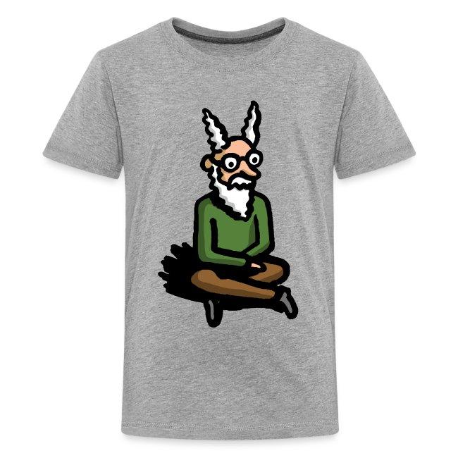 The Zen of Nimbus t-shirt / Nimbus in color