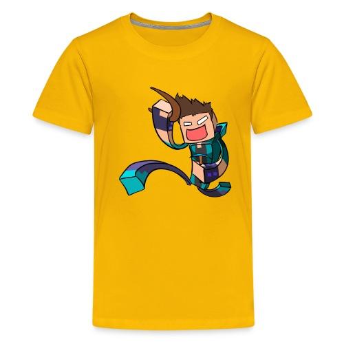 Maydencraft Steve - Kids' Premium T-Shirt