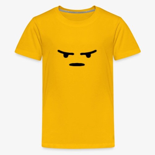 Angry React - Kids' Premium T-Shirt