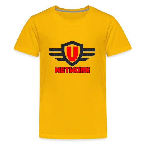 Ventus Network v1.0 Logo - Kids' Premium T-Shirt