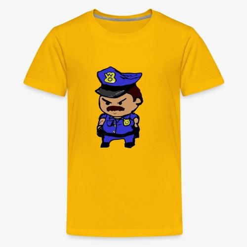 Tiny Cop - Kids' Premium T-Shirt