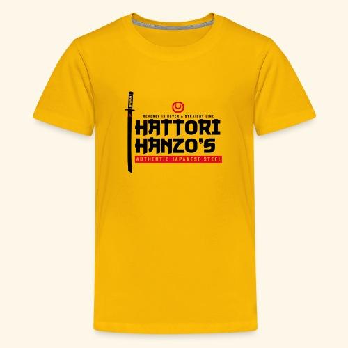 hattori hanzo japan - Kids' Premium T-Shirt