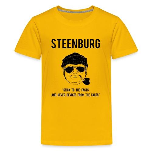 Sasquatch Bigfoot Thomas Steenburg Shirt - Kids' Premium T-Shirt