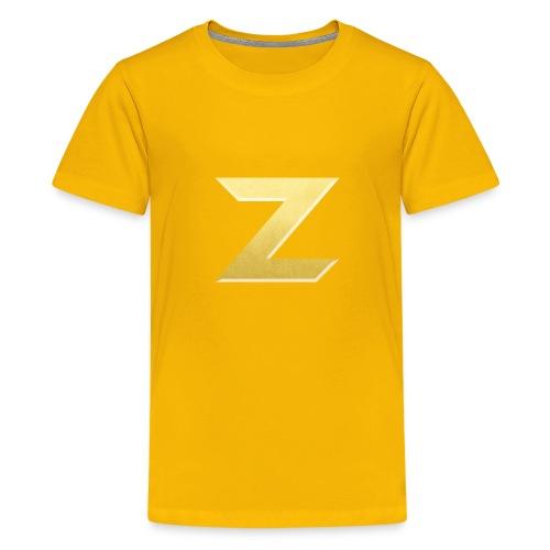 Zonary Alliance Gold logo Shirt - Kids' Premium T-Shirt