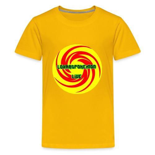 LoxartLive - Kids' Premium T-Shirt
