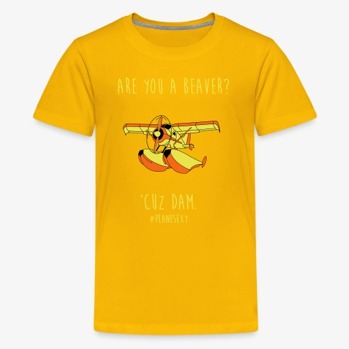 Are you a Beaver? - Kids' Premium T-Shirt