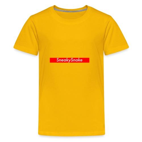 SneakySnake - Kids' Premium T-Shirt