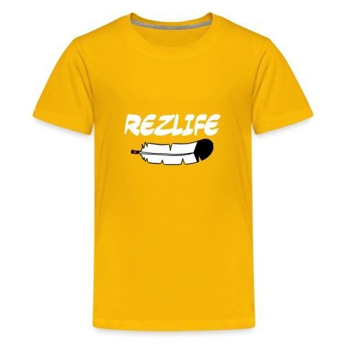 Rez Life - Kids' Premium T-Shirt