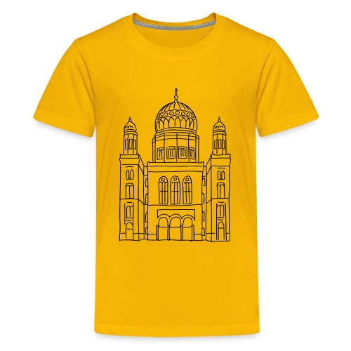New Synagogue Berlin - Kids' Premium T-Shirt