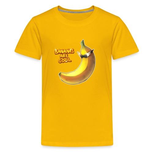 BananasAreCool - Kids' Premium T-Shirt