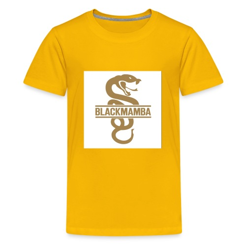 BLACK MAMBA - Kids' Premium T-Shirt