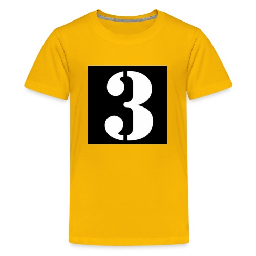 Team 3 - Kids' Premium T-Shirt