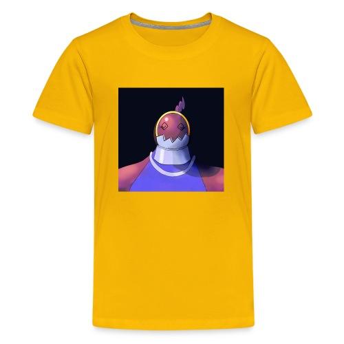 Defender Heartless Girl - Kids' Premium T-Shirt