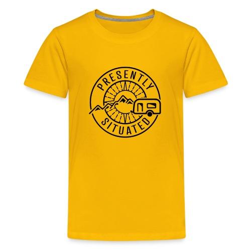 Presently Situated Logo - Kids' Premium T-Shirt