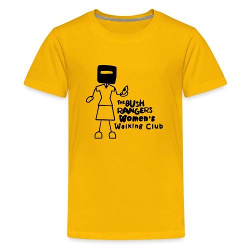 BWWC Logo - Kids' Premium T-Shirt