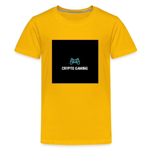 cryptogaming - Kids' Premium T-Shirt