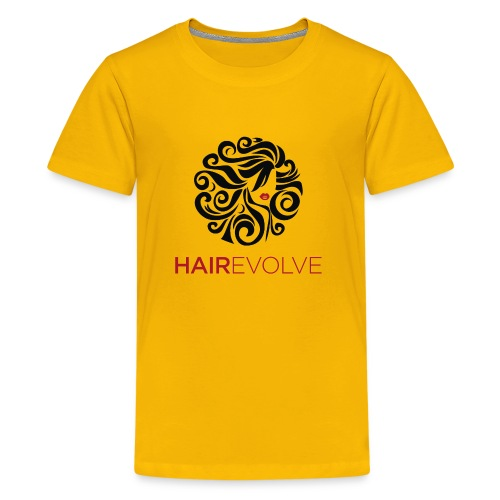 Hair Evolve Fan T-Shirt - Kids' Premium T-Shirt