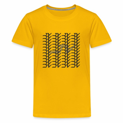 JA design 1 - Kids' Premium T-Shirt