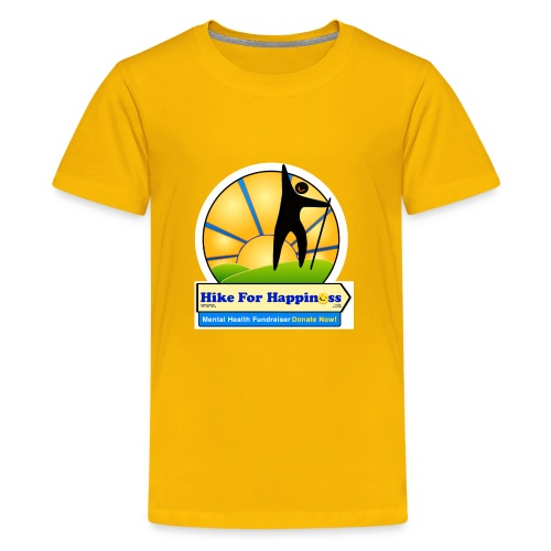 Hike Tops - Kids' Premium T-Shirt