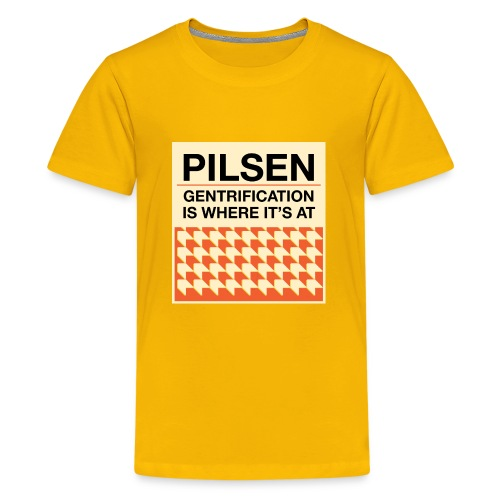 PILSEN SHIRT DESIGN - Kids' Premium T-Shirt