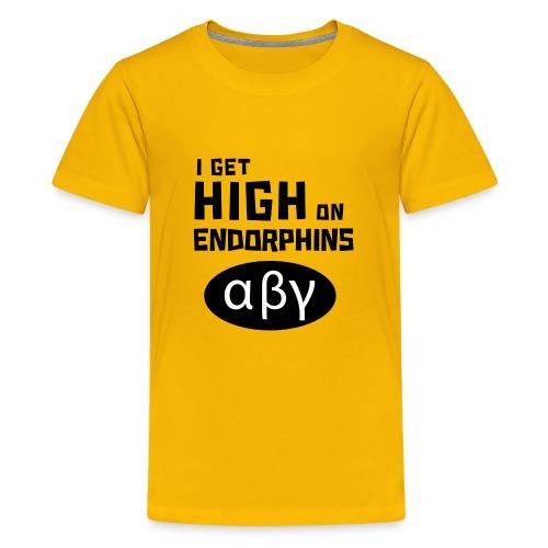 High on Endorphins 01 - Kids' Premium T-Shirt