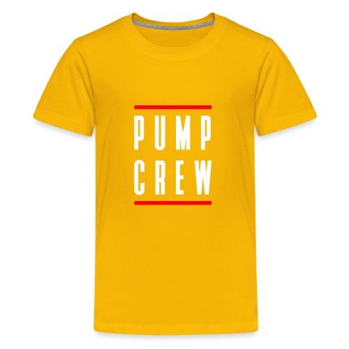 Pump Crew - Kids' Premium T-Shirt