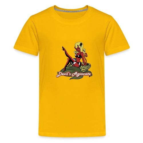 Devil's Agvocate - Kids' Premium T-Shirt