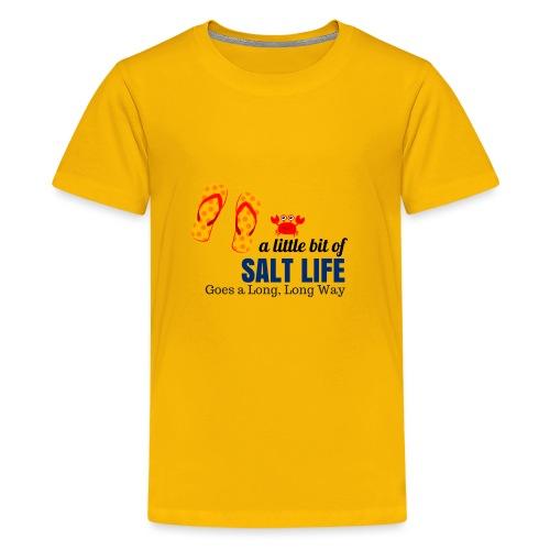 SaltLife_LongWay - Kids' Premium T-Shirt