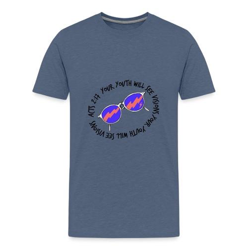 oie_transparent_-1- - Kids' Premium T-Shirt