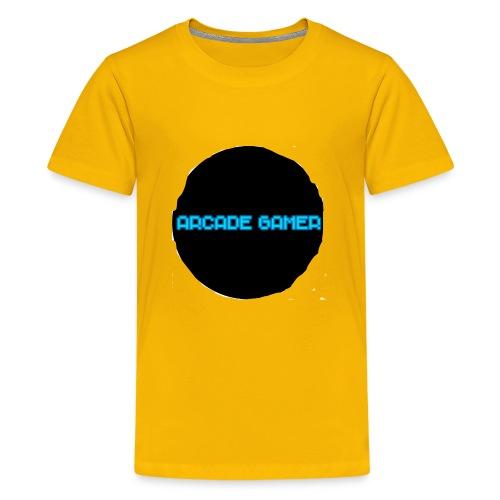 Arcade Gamer shirt - Kids' Premium T-Shirt