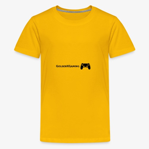 GoldenXGaming225 - Kids' Premium T-Shirt