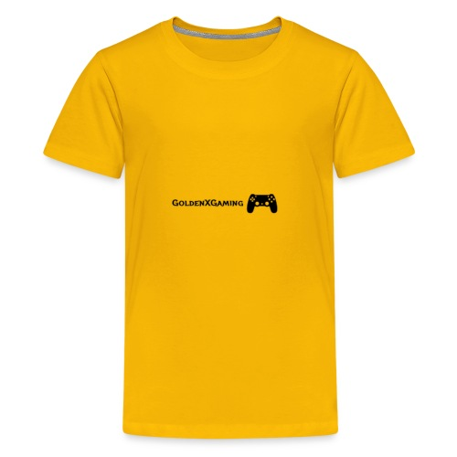 GoldenXGaming225 - Kids' Premium T-Shirt