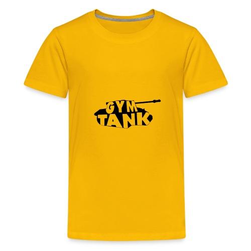 Gym Tank gym exercise - Kids' Premium T-Shirt