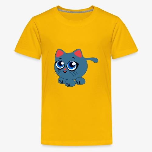 Baby Cat Funny - Kids' Premium T-Shirt