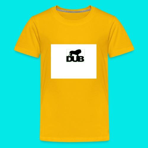 DuB Lion - Kids' Premium T-Shirt