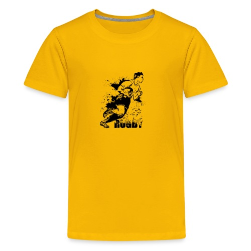 Just Rugby - Kids' Premium T-Shirt