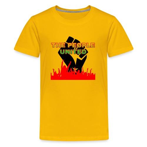 The People United - Kids' Premium T-Shirt