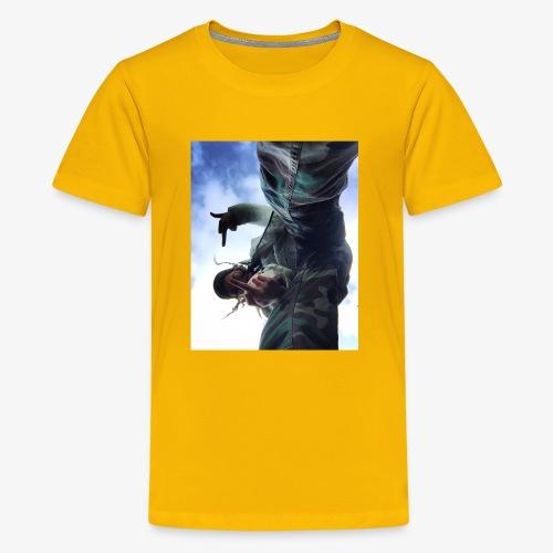 50AC56E3 C237 4569 8825 CD31D7FAAD03 - Kids' Premium T-Shirt