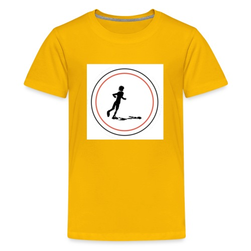 Keep On Running - Kids' Premium T-Shirt