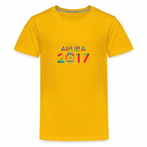 Aruba 2017 - Kids' Premium T-Shirt