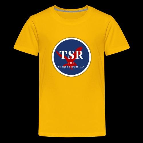 The Shaker Republican - Kids' Premium T-Shirt