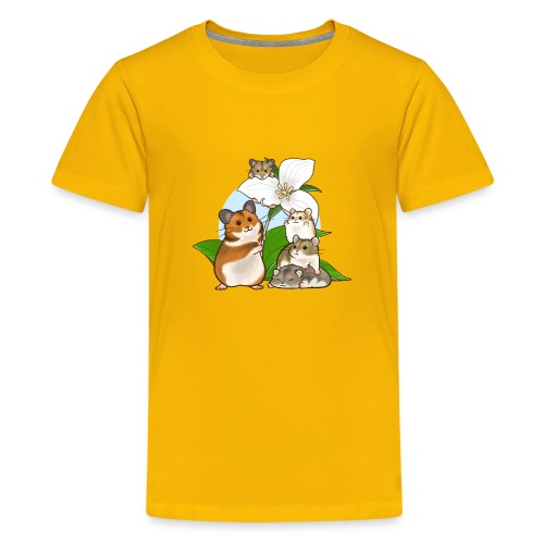 Ontario Hamster Club - Kids' Premium T-Shirt